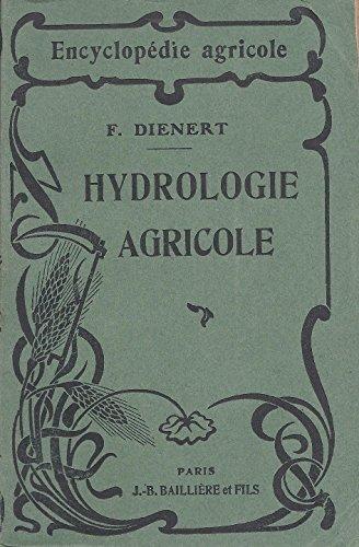 Hydrologie agricole et alimentation en eau des exploitations rurales - Encyclopédie agricole
