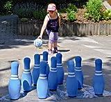 """Bowling Kegel Kegelspiel Soft Kegelspiel 12 Set """"Top Qualität"""""""