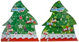 kinder Happy Moments Mini Mix Adventskalender, in zwei Designs, 8er Pack (8 x 133 g)