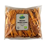 Organic Dried Mango Strips 1kg Hatton Hill Organic - Certified Organic