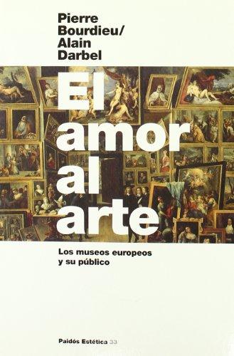 El Amor Al Arte: Los Museos Europeos Y Su Público