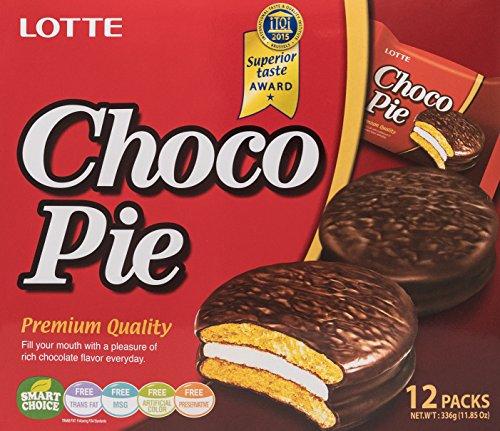 Lotte Schokoladenkuchen, 11.85 Ounce