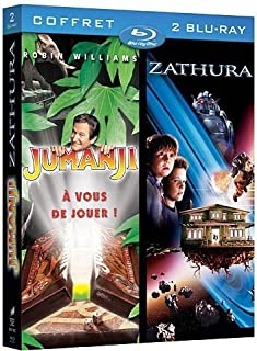 Zathura + Jumanji [Blu-ray] (B00579EL4A) | Amazon price tracker / tracking, Amazon price history charts, Amazon price watches, Amazon price drop alerts