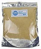 Best Unflavored Gelatins - Beef Gelatine 1Kg 240 Bloom. Professional Grade Review