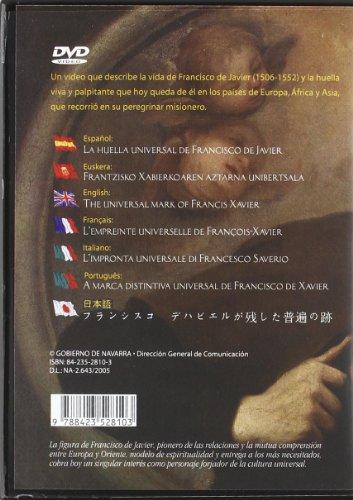 Huella universal de Francisco Javier (DVD)