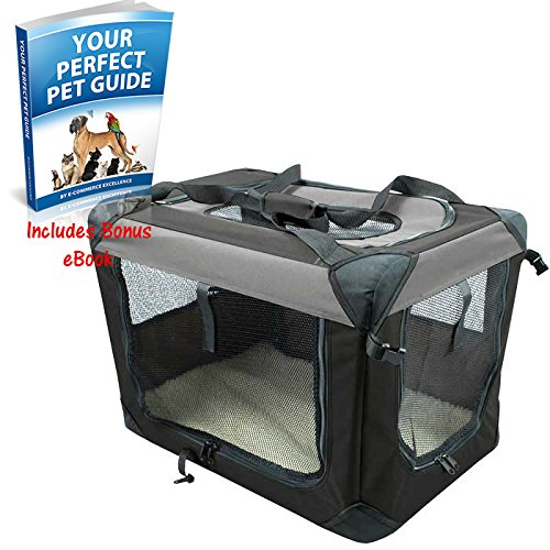 handy-folding-soft-crate-with-five-vents-soft-downy-pad-included-this-is-safe-place-to-keep-your-pet