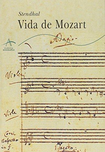 Vida de Mozart por Stendhal