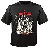 \m/-\m/ Sodom - Partisan - T-Shirt Größe L