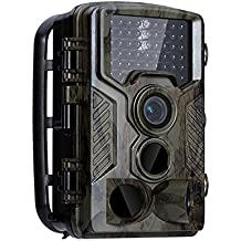 HAIT Wildlife Night Vision Hunting Camera 20 Meters Detection Distance 0.2 Seconds Trigger Speed 8 Months Standby Time