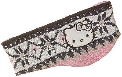 Sanrio Mädchen Stirnband Hello Kitty NH4037, Gr. One size (Herstellergröße: One Size), Blau (Indigo/Gardénia)