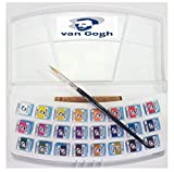 Estuche Pocket Box 24 Acuarela Van Gogh (Botanical Colors)