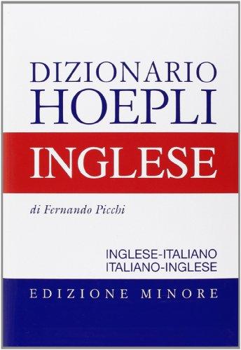 Dizionario Hoepli. Edizione minore