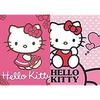 Hello Kitty conjunto de 2 diseño de 30 x 30 cm para niños juego de lavado