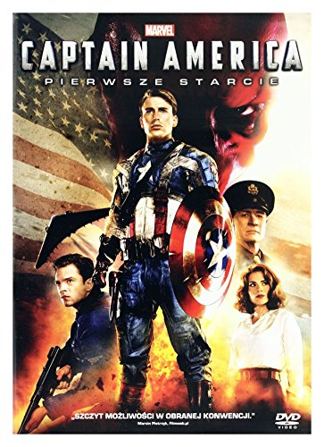 Captain America: The First Avenger [DVD] [Region 2] (IMPORT) (Pas de version française)