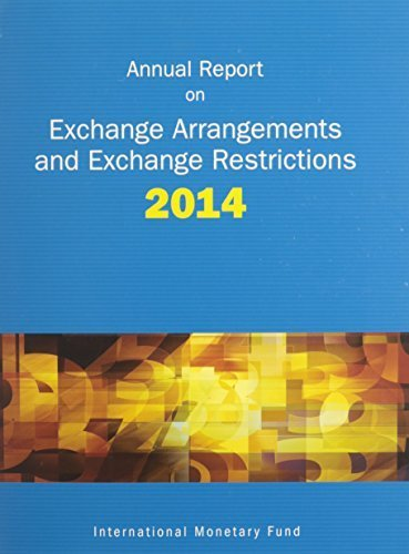Annual Report on Exchange Arrangements and Exchange Restrictions 2014 by Fund, International Monetary (2014) Paperback