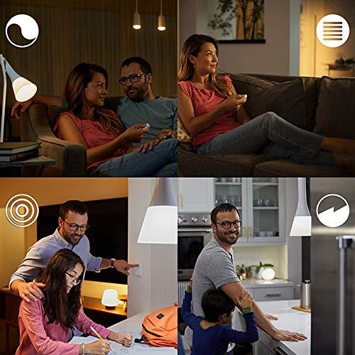 Philips Hue Wireless Dimming Schalter, komfortabel dimmen, ohne Installation 8718696506967 - 3