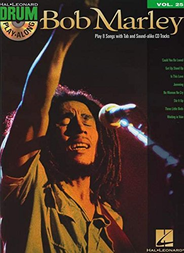 Bob Marley Batterie+CD: 25 (Play Along)