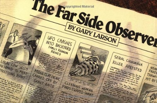 The Far Side Observer by Gary Larson (1987-01-01) par Gary Larson
