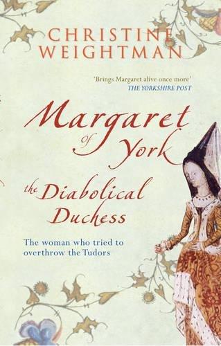 margaret-of-york-the-diabolical-duchess