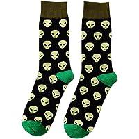 Black Temptation Long Socks Personalized Socks Cool Socks Fashion Cotton Socks Unisex