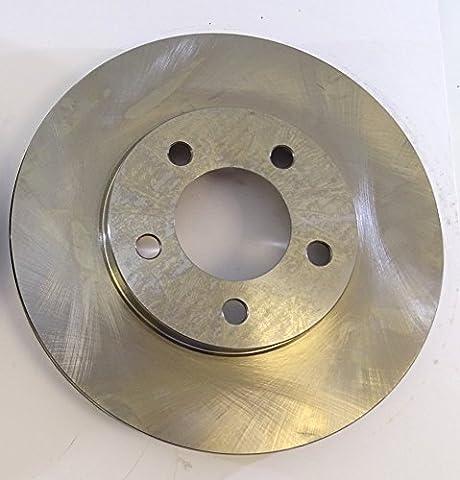Bremsscheibe Rotor vorne 54016als Tec für Ford Taurus Windstar Lincoln Continental