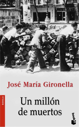 Un Millon de Muertos (Novela (Booket Numbered))