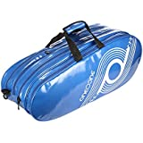One O One - Xhale Collection Triple Blue - Badminton / Tennis Kitbag