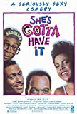 Gotta è ha Poster film, 69 x 102 cm Tracy C. Johns Spike Tommy Lee Redmond Hicks Raye Dowell Canada Terrell Joie John Lee