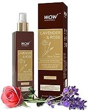 WOW Lavender Rose No Parabens Sulphate Skin Mist Toner 2