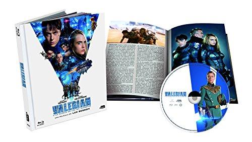 Valerian Y La Ciudad De Los Mil Planetas Blu-Ray (Digibook) [Blu-ray]