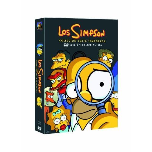 Los Simpson T6 (4) [DVD] 12