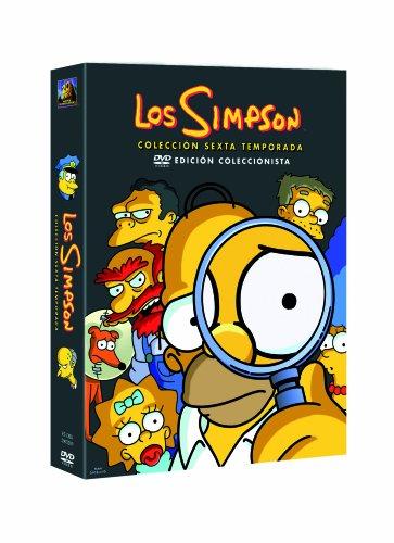 Los Simpson T6 (4) [DVD]
