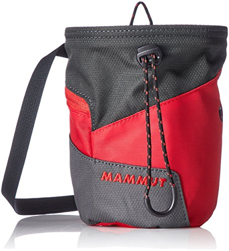 Mammut Erwachsene Rider Chalk Bag Magnesiabeutel, Inferno, One Size