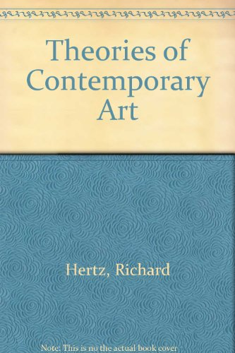 Theories of Contemporary Art -