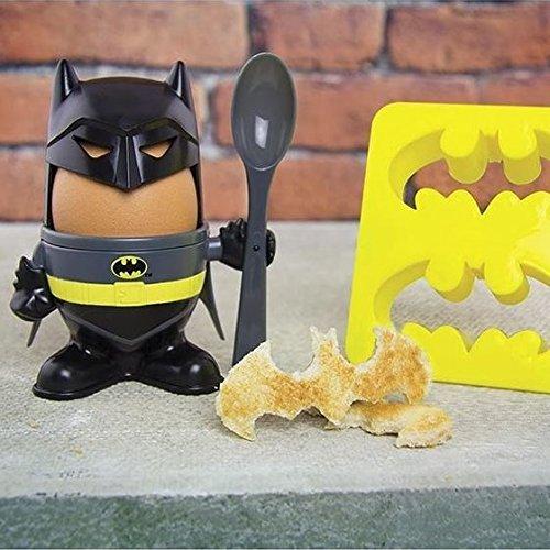 GeschenkIdeen.Haus - Batman Eierbecher und Toastschneider