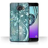 Coque de Stuff4 / Coque pour Samsung Galaxy A5 (2016) / Arbre De Jade Design / Mode Hivernale Collection