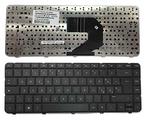 Italienische Tastatur Keyboard für Notebook HP 643263-061 -