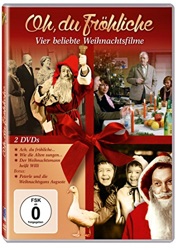 Oh, du Fröhliche (Ach, du fröhliche... - Wie die Alten sungen... - Der Weihnachtsmann heißt Willi - Peterle und die Weihnachtsg
