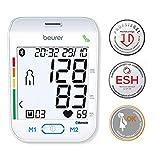 Beurer BM 77 Misuratore di Pressione da Braccio con Connessione Bluetooth,...