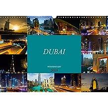 Dubai Wüstenstadt (Wandkalender 2019 DIN A3 quer): Einmalig faszinierende Bilder der Wüstenstadt Dubai (Monatskalender, 14 Seiten ) (CALVENDO Orte)