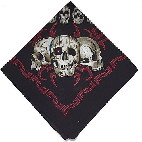 Boolavard 100% cotone paisley bandana bandana/capelli banda sciarpa collo polso wrap band headtie