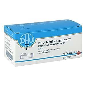 DHU Schüßler-Salz Nr. 7 Magnesium phosphoricum D6 Pulver, 10 St. Sticks