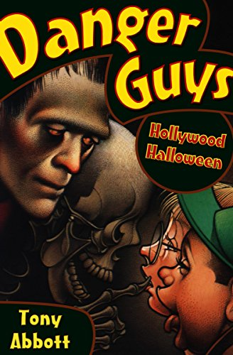 Danger Guys: Hollywood Halloween (English Edition)