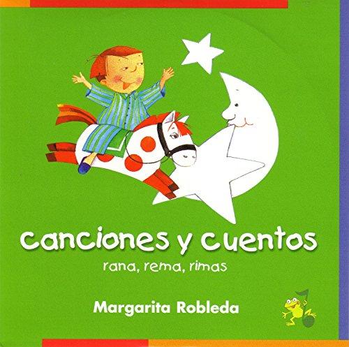 Rana, Rema, Rimas Canciones y Cuentos 1 (CD) (Rana, rema, rimas/ Rowing...