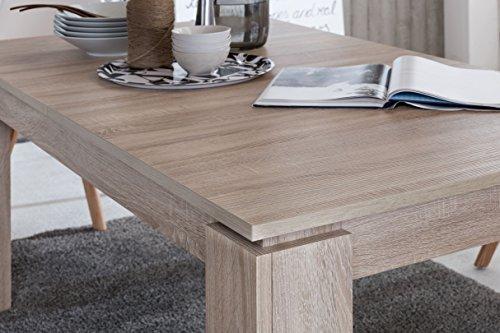 Tavolo Da Pranzo Shabby Chic : Trendteam tavolo da pranzo e salotto canyon in pino shabby