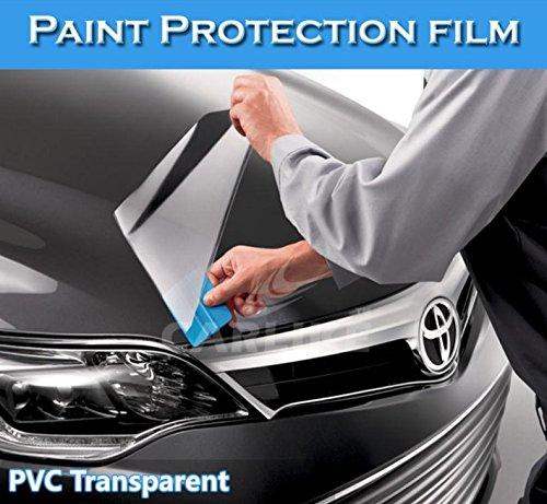 Folio Folie Aufkleber–Universal-Schutz Auto–Größe wählbar–Laufzeit 7–10Jahre - 50 X 30 Centimetri