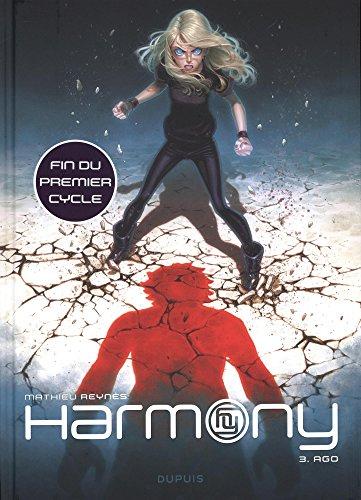 Harmony - tome 3 - Ago par Reynès