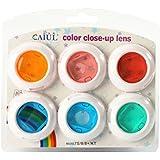 CAIUL Instax Mini 6 Color Close Up Lente para Fujifilm Mini 8/ 8+/ 7s Cámara