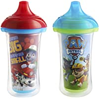 Munchkin Paw Patrol Click Lock Insulated Sippy Cup 9oz Capacity For Water New