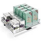 SOTECH 60er Tablar/Einhängetablar mit Zubehörbox für Apothekerauszug Convoy Premio